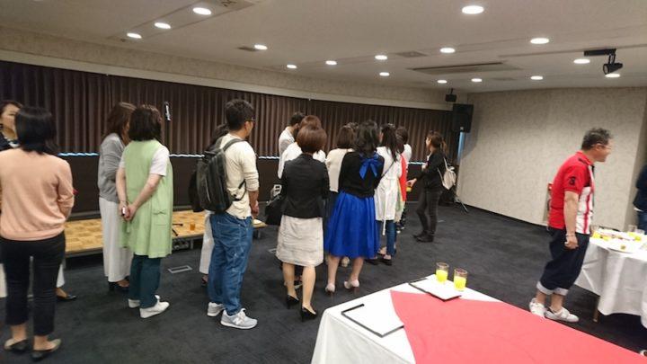 スマホ留学大阪無料セミナー懇親会