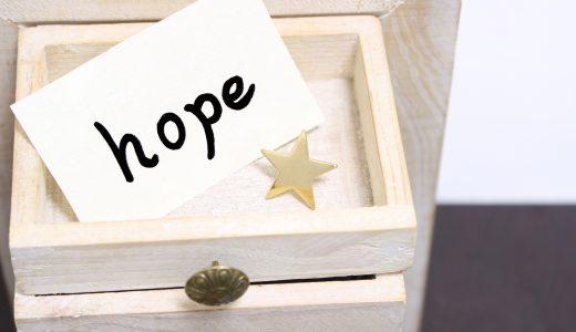 wish と hopeの違い②