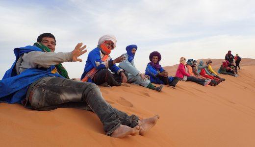 サハラ砂漠で英語がスムーズに出てこないことを悔やんだ話(後編)
